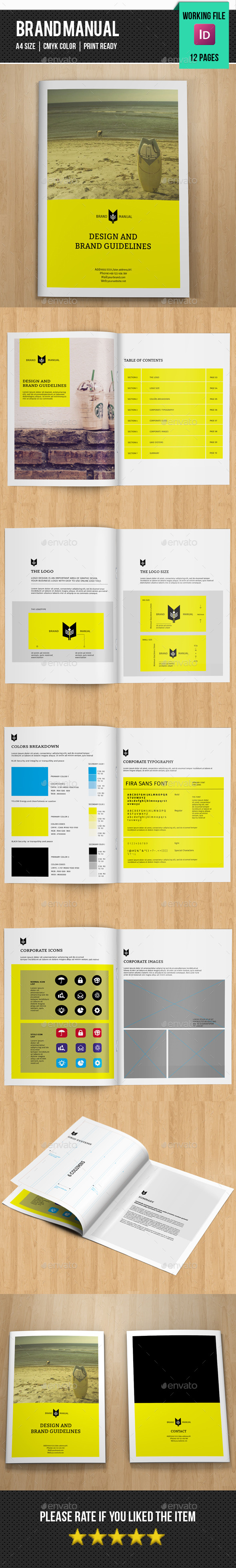 GraphicRiver Brand Manual-V02 11918460