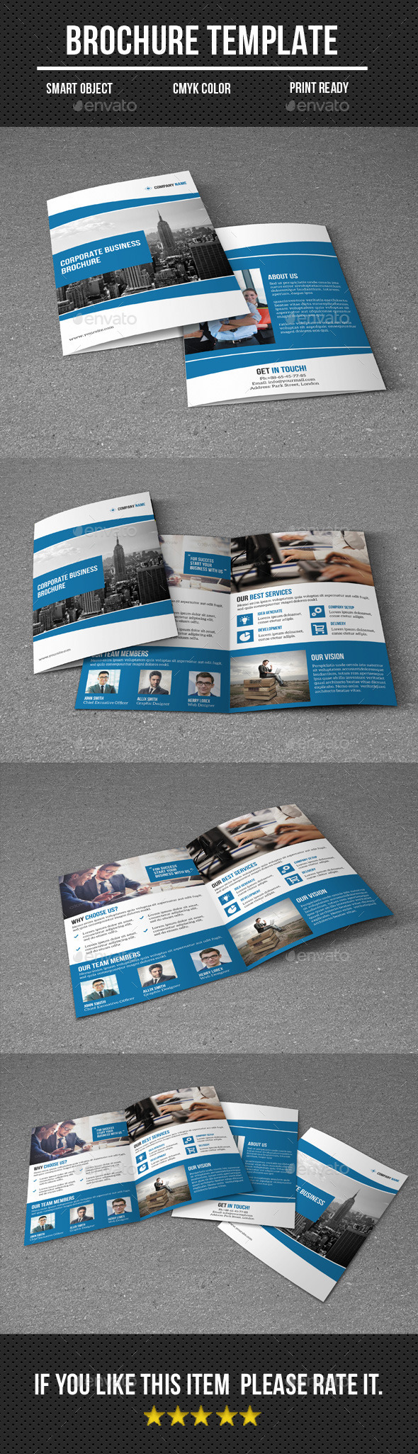 GraphicRiver Business Brochure 11918494