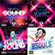 Music CD Cover Mega Bundle 4 - GraphicRiver Item for Sale