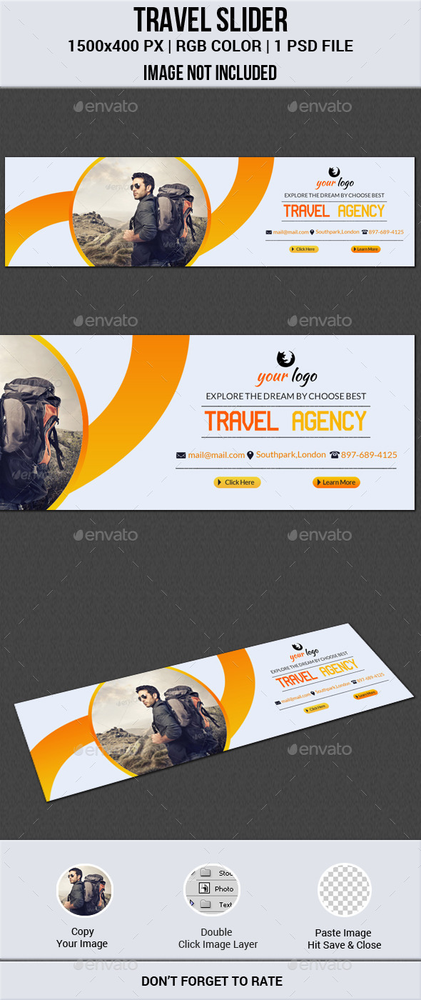 GraphicRiver Travel Slider 11918717