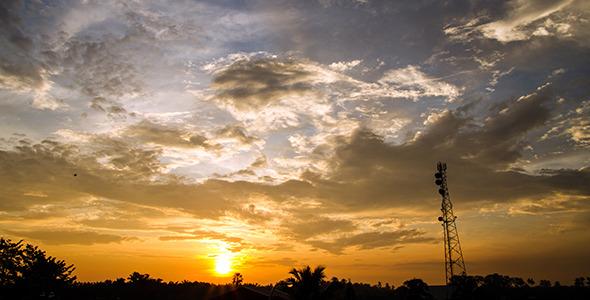 VideoHive Magical Sunrise 4b 11918749