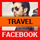 Travel Facebook Cover - GraphicRiver Item for Sale