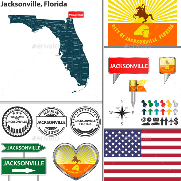 GraphicRiver Jacksonville Florida 11920509