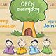 Kindergarten Flyer - GraphicRiver Item for Sale