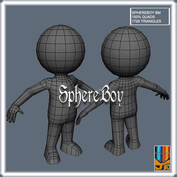 3DOcean SphereBoy 11920803