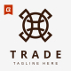 Trade Logo Template - GraphicRiver Item for Sale