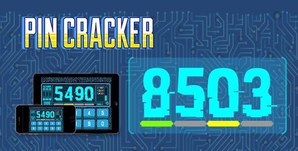 CodeCanyon PIN Cracker HTML5 11923732