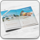 Travel / Holiday Bifold Brochure - GraphicRiver Item for Sale