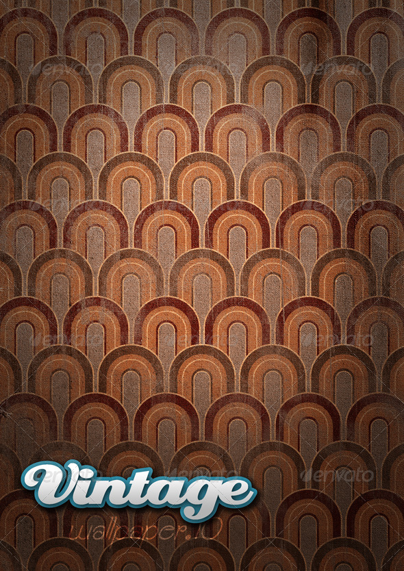 GraphicRiver Vintage Wallpaper 10 146008