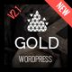 Gold - WooCommerce One Page Multi-Purpose Theme  - ThemeForest Item for Sale