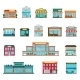 Store Icons Set - GraphicRiver Item for Sale