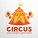Circus Logo Template - GraphicRiver Item for Sale