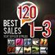 120 Best Sales_1-3 Bundle - GraphicRiver Item for Sale