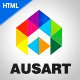 Ausart - Multipurpose Business Template - ThemeForest Item for Sale