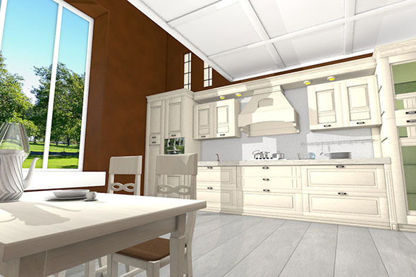 3DOcean Kitchen 11926627
