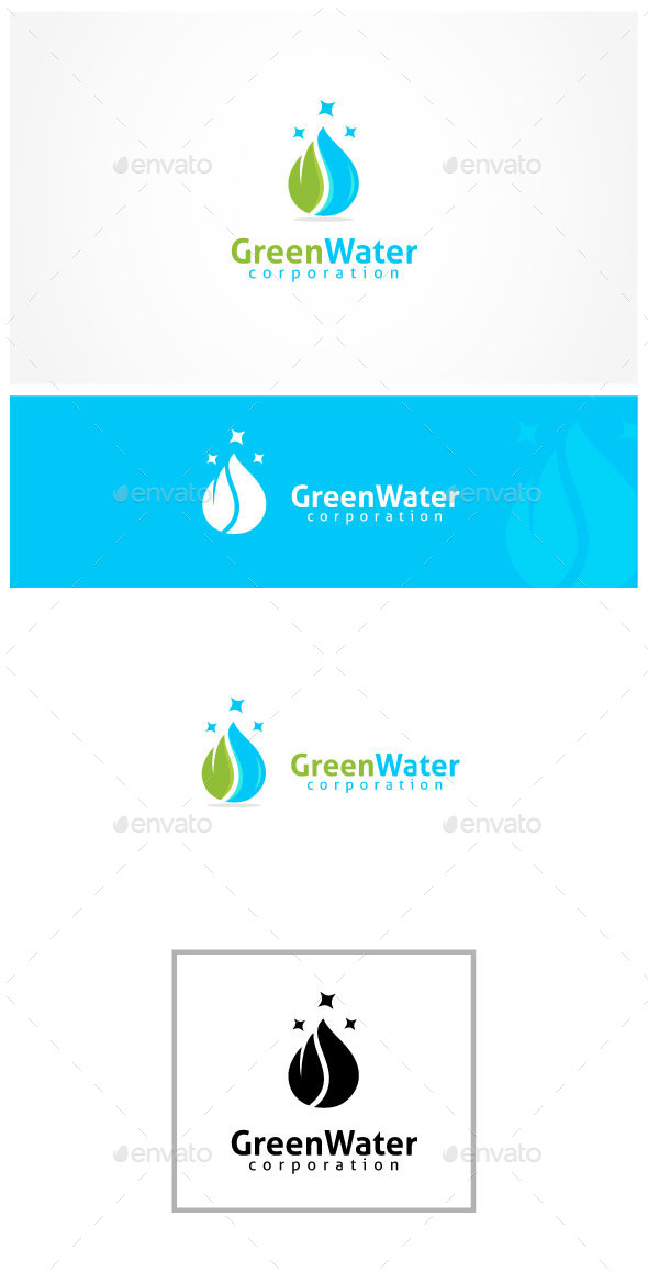 GraphicRiver Cleen Water 11928244