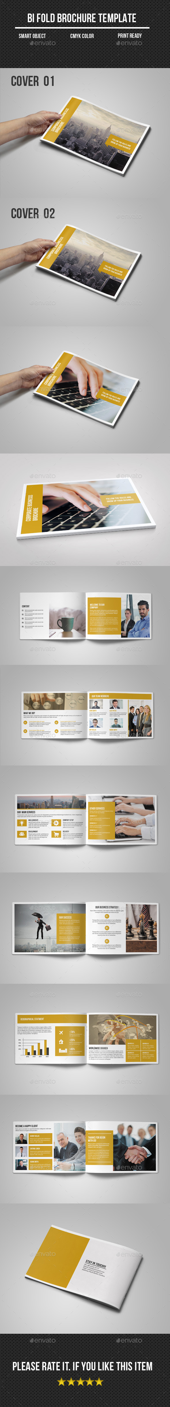 GraphicRiver Business Catalog Brochure 11928291