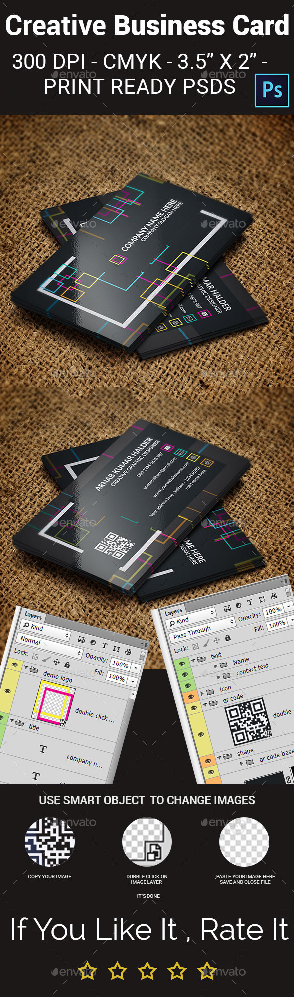 GraphicRiver Creative Business Card 11926614