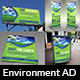 Environment  ECO Advertising Bundle - GraphicRiver Item for Sale