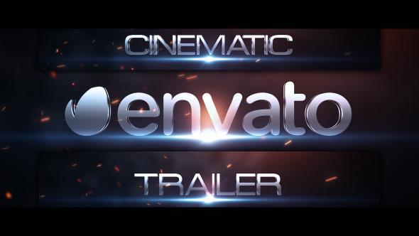 Cinematic Trailer Titles