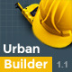 Urban Builder | Construction WordPress Theme - ThemeForest Item for Sale