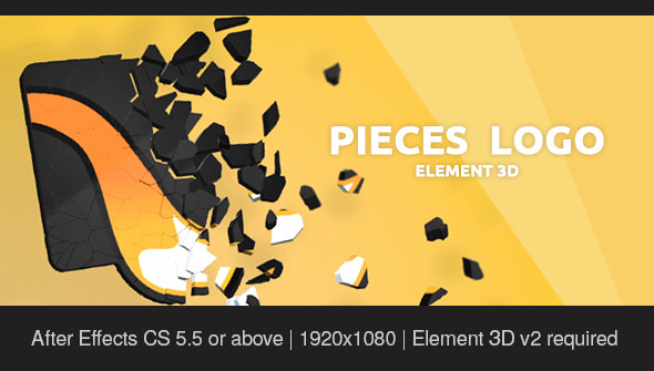 Pieces Logo
