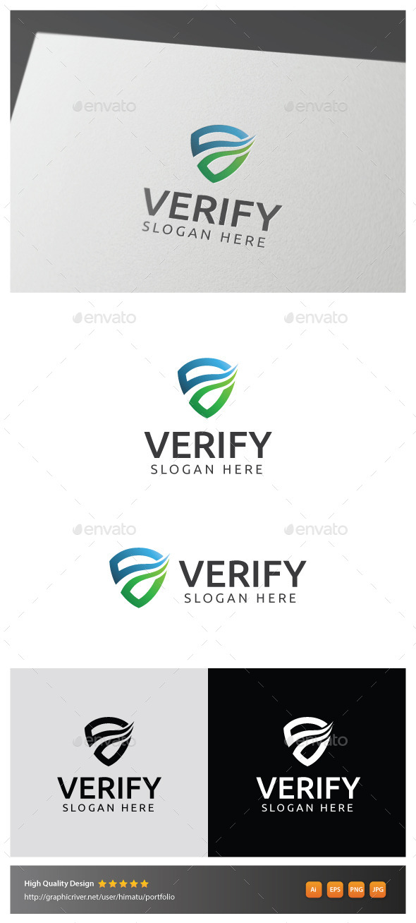 GraphicRiver Verify 11929614