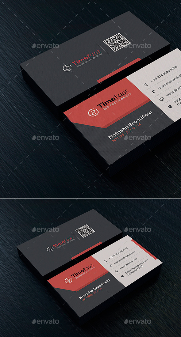 GraphicRiver Business Card Vol 42 11929761