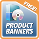 Free Product Banners - GraphicRiver Item for Sale