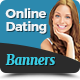 Online Dating Banners - GraphicRiver Item for Sale