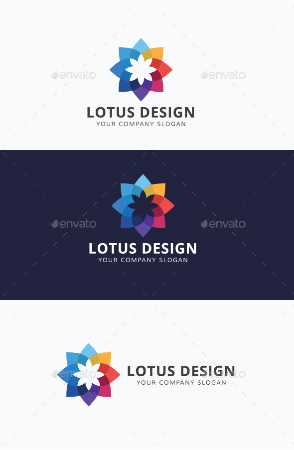 GraphicRiver Lotus Design 11930942