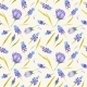 Country Field Floral Pattern