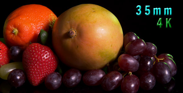 Assorted Fruits 01