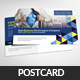 Corporate Business Postcards Bundle - GraphicRiver Item for Sale