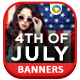 Independence Day Sale Banners - GraphicRiver Item for Sale