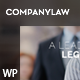 CompanyLaw - Lawyer & Attorney WordPress Theme - ThemeForest Item for Sale