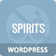 Spirits - Responsive Multi-Purpose Theme