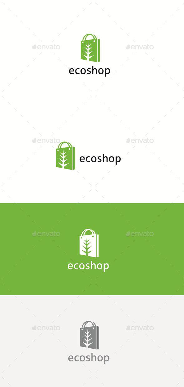 GraphicRiver Eco Shop 11922270