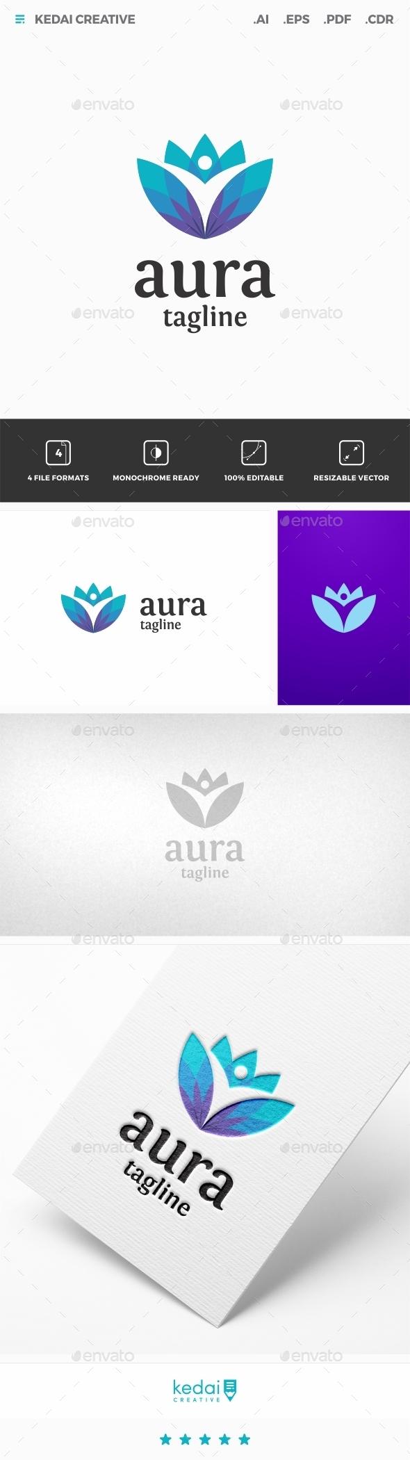GraphicRiver Aura 11933979
