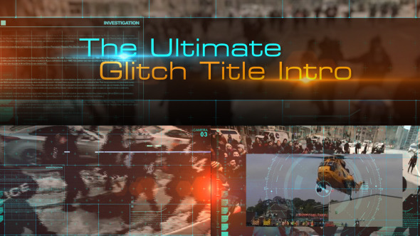 The Ultimate Glitch Title