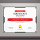 Certificate Appreciation