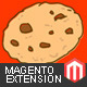Magento Cookie Info Alert Extension