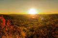 Foresty landscape at sunset - PhotoDune Item for Sale