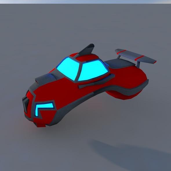 3DOcean Car 11935907