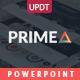 Primea - PowerPoint Presentation Template - GraphicRiver Item for Sale