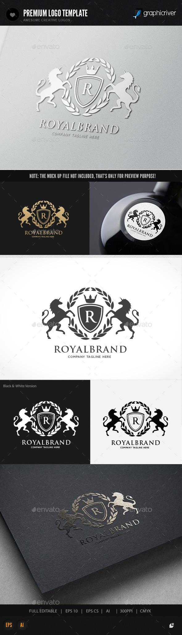 GraphicRiver Royal Brand 11936173