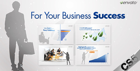 After Effects Project - VideoHive Your Business Success 1197785