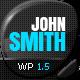 John Smith - AJAX Portfolio WP Theme - ThemeForest Item for Sale