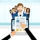 Curriculum Vitae Recruitment Candidate Job - GraphicRiver Item for Sale