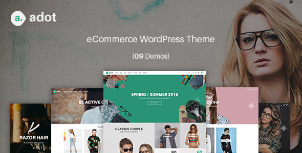 18 - eCommerce WordPress Theme - adot